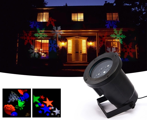 Groupdeal - LED Winterprojector