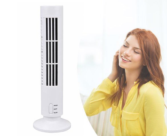 Groupdeal - Lifetime Air Torenventilator