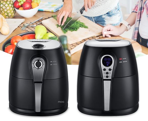 Groupdeal - Moa Design AirFryer