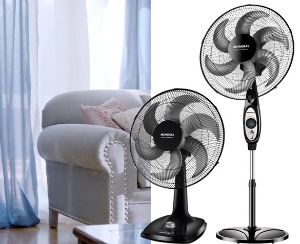Groupdeal - Mondial Turbo Ventilator