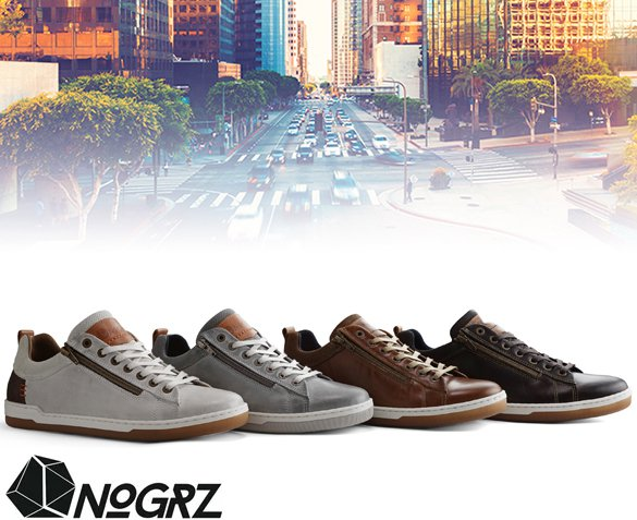 Groupdeal - NoGRZ C.Maderno Herensneakers
