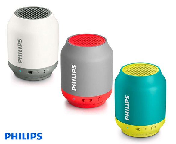 Groupdeal - Philips Draagbare Speaker