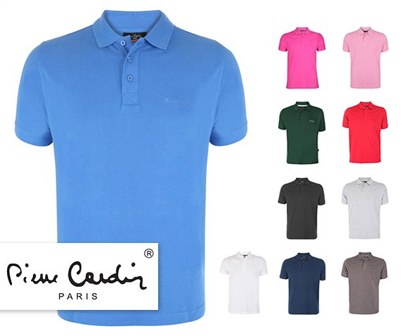 Groupdeal - Pierre Cardin Polo