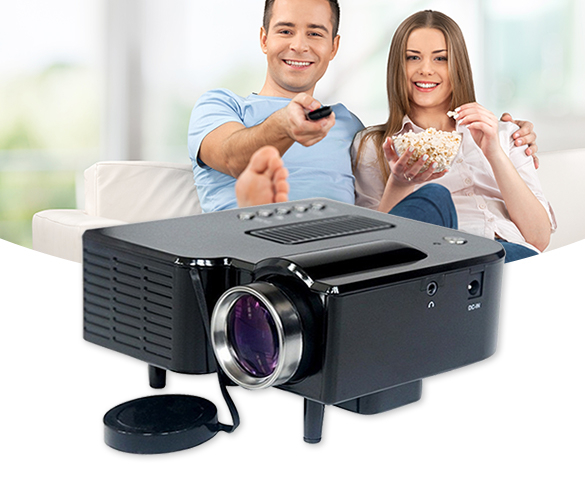 Groupdeal - Professionele Led-Projector