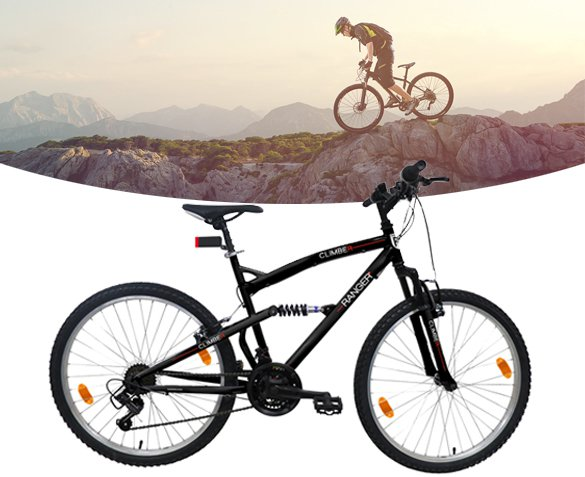 Groupdeal - Ranger Climber Mountainbike