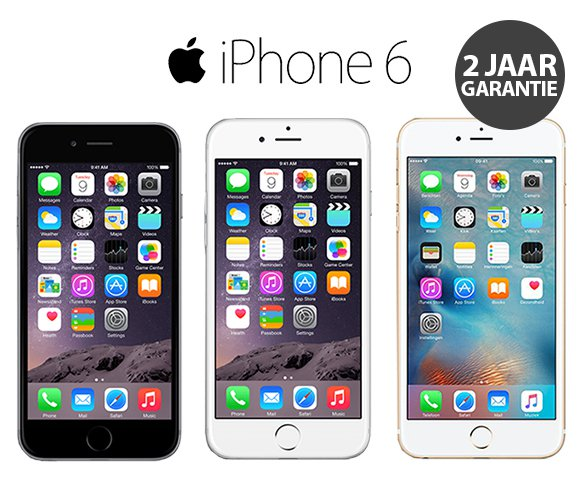 Groupdeal - Refurbished Apple iPhone 6