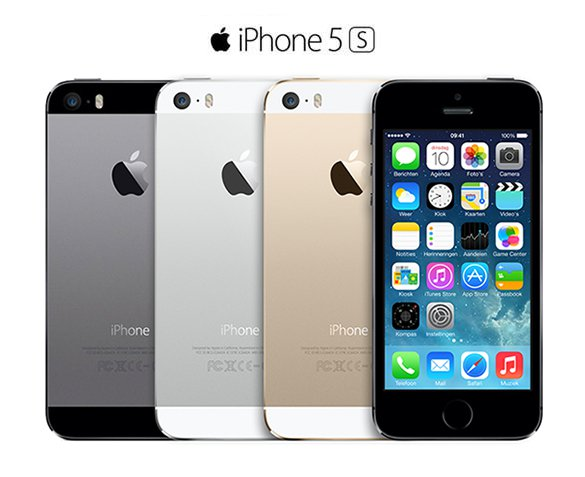 Groupdeal - Refurbished iPhone 5s