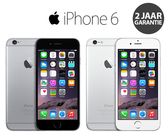 Groupdeal - Refurbished iPhone 6