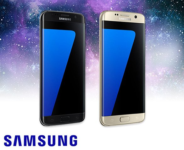 Groupdeal - Refurbished Samsung Galaxy S7 Edge