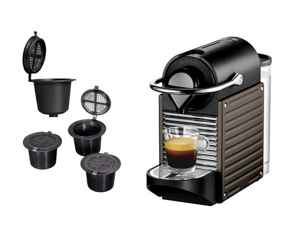 Groupdeal - Set van 4 Coffeeducks