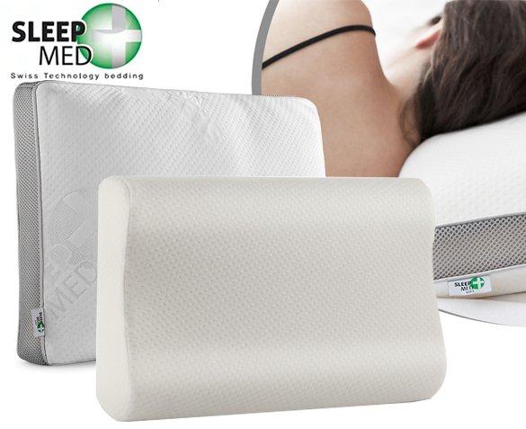 Sleep Med Kussen : Sleepmed memory foam kussen dagelijkse koopjes en internet