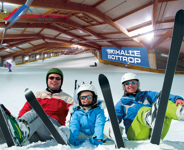 Groupdeal - SmAll Inclusive Dagticket in Alpincenter Bottrop