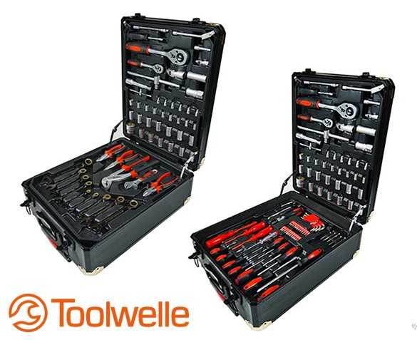 Groupdeal - Toolwelle Gereedschapstrolley
