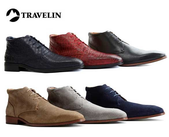 Groupdeal - Travelin Gatwick Herenschoenen