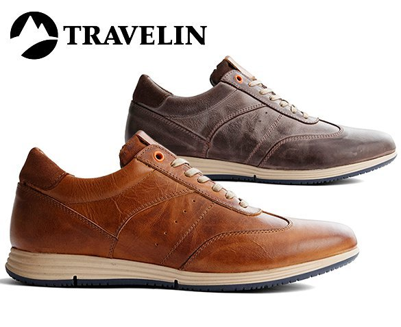 Groupdeal - Travelin' Harwich Herensneakers
