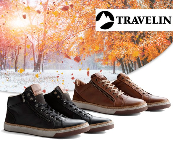 Groupdeal - Travelin Nordby Herenschoenen