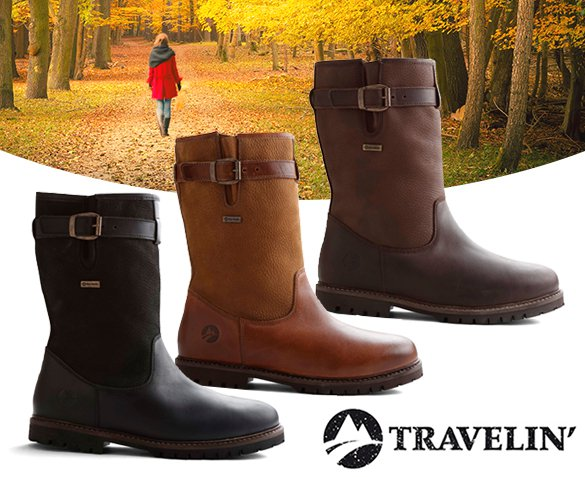 Groupdeal - Travelin' Northcape Laarzen