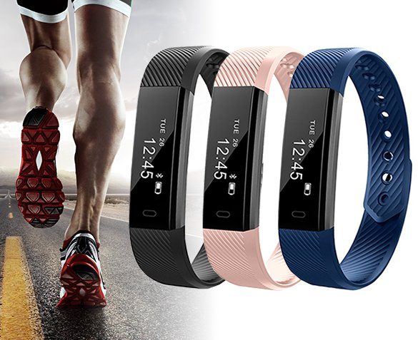 Groupdeal - U-Shape Activity Tracker