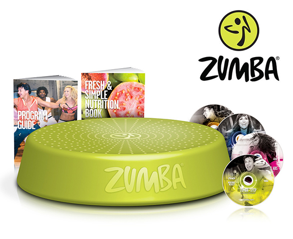 Groupdeal - Zumba Step