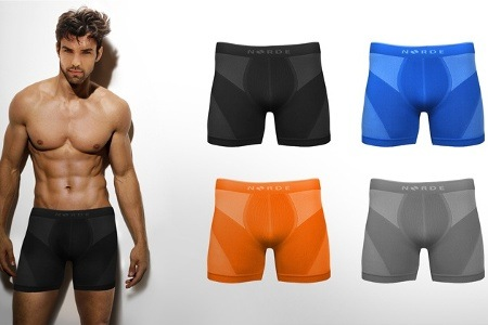 Groupon - 2, 4 of 8 Norde sport boxers