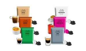 Groupon - 96 Compatible Dolce Gusto Capsules