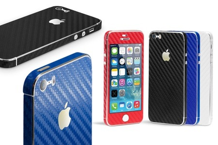 Groupon - Avanca full body protector in verschillende kleuren voor iPhone 4(s) of 5(s)