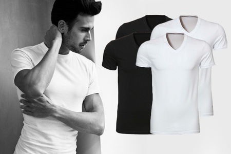 Groupon - Basic T-shirts Ten Cate