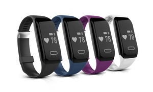 Groupon - Bluetooth Activity Sporthorloge Met Cardio Heart Rate Monitor