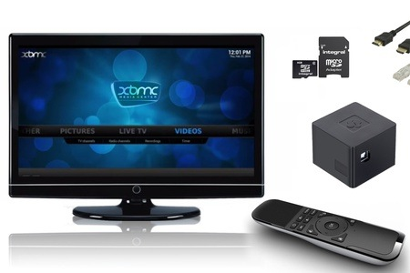 Groupon - Cubox i1 of i2 XBMC Mediaplayer