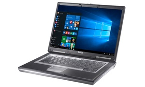 "Groupon - Dell Latitude D531 15,4"" Laptop"