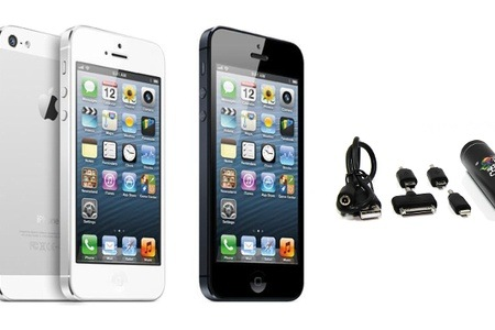 Groupon - iPhone 5 16GB, 32GB of 64GB