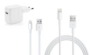 Groupon - Originele Apple Kabels + Adapters