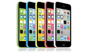 Groupon - Refurbished Apple Iphone 5C + Hoes
