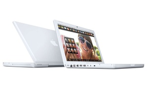 Groupon - Refurbished Apple Macbook Core 2 Duo, 13.3""