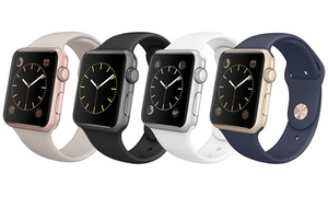 Groupon - Refurbished By Apple - Apple Watch Sport 38 Mm / 42 Mm