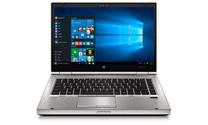 Groupon - Refurbished Hp Elitebook 8460P I5 4Gb 250Gb