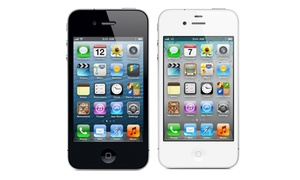 Groupon - Refurbished Iphone 4 Of 4S