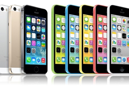 Groupon - Refurbished iPhone 5, 5C of 5S
