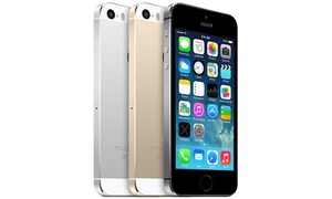 Groupon - Refurbished* Iphone 5S 16-32 Gb