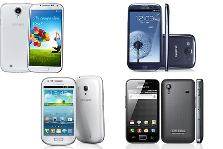 Groupon - Refurbished Samsung smartphones