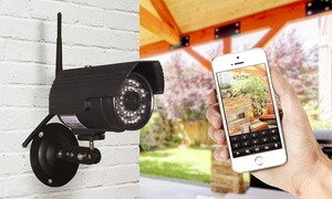Groupon - Smart Hd Outdoor Wifi Camera's