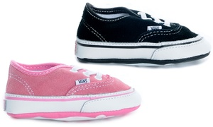 Groupon - Vans Authentic Unisex Babyschoenen