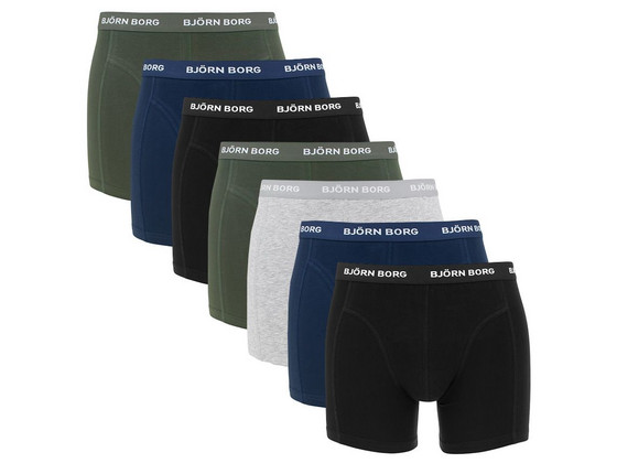 iBood - 7x Boxershort | Seasonal Solids