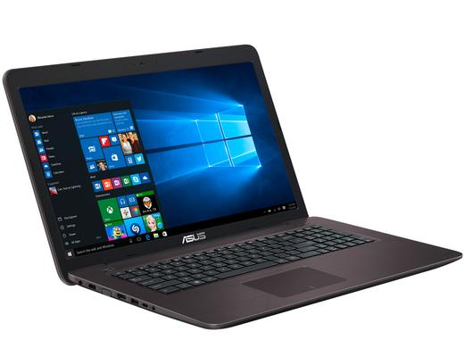 "iBood - Asus Vivobook 17.3"" FHD Laptop – i7, 8GB, GTX950"
