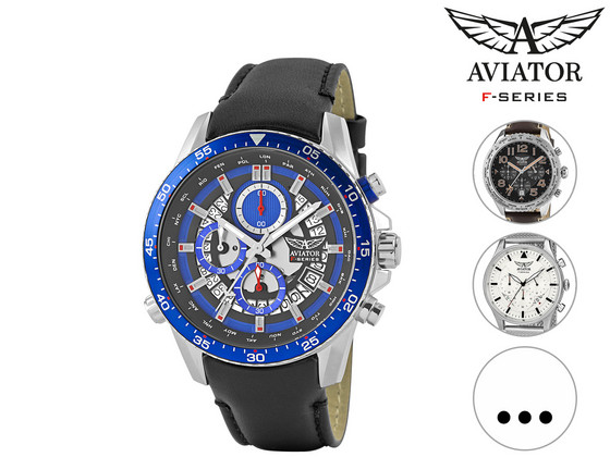 iBood - Aviator F-Series Herenhorloge