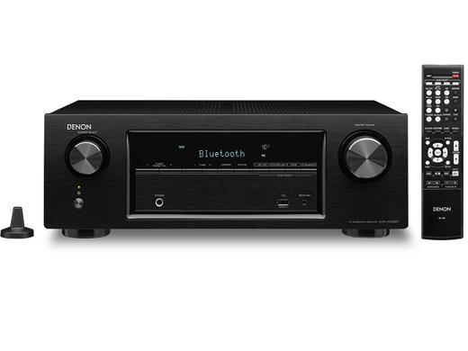 iBood - Denon AVR-X520BT 5.2 4K Receiver
