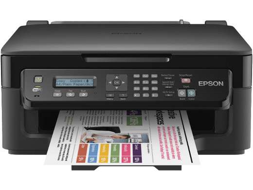 iBood - Epson WorkForce All-in-One Printer