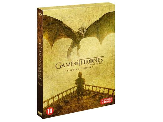 iBood - Game of Thrones DVD-box S 1-5