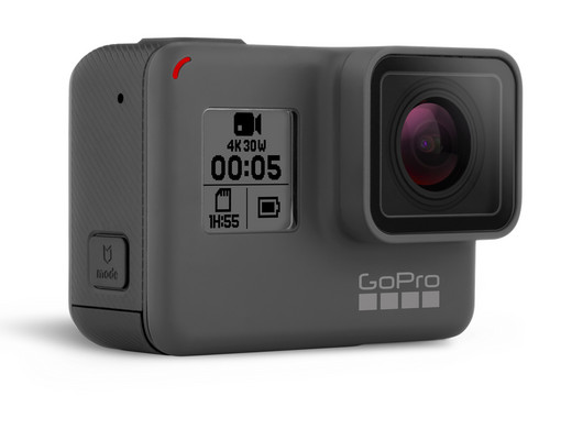 iBood - GoPro HERO5 Black | 4K | Wifi & GPS