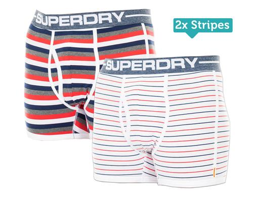 iBood Health & Beauty - 2 Superdry Boxershorts